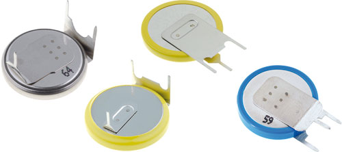 BAT-CR2032-H//MT Battery lithium; 3V; CR2032; MITSUBISHI; 3pin,