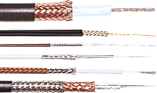 helukabel rg type coaxial cables