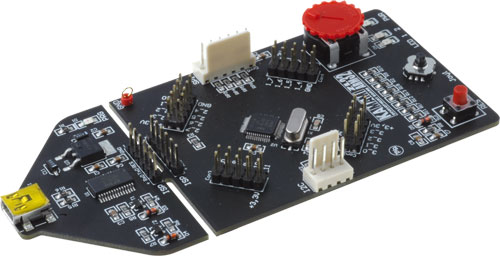 Development kits for LPC1114 microcontrollers, ZL32ARM |EN|