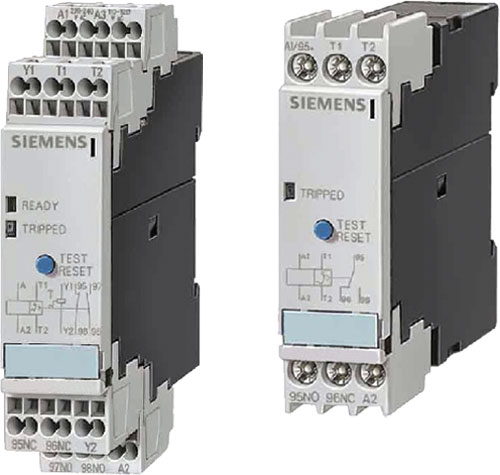 thermistor motor protection relays 3rn series 3rn1010