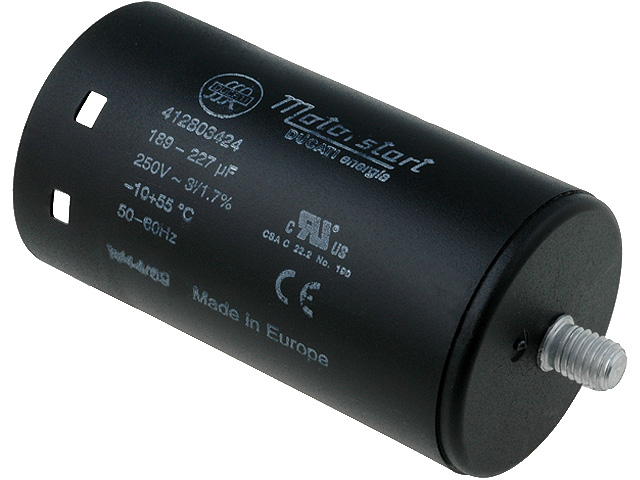 Transfer multisort elektronik on line catalogue 200 for Ducati energia motor run capacitor