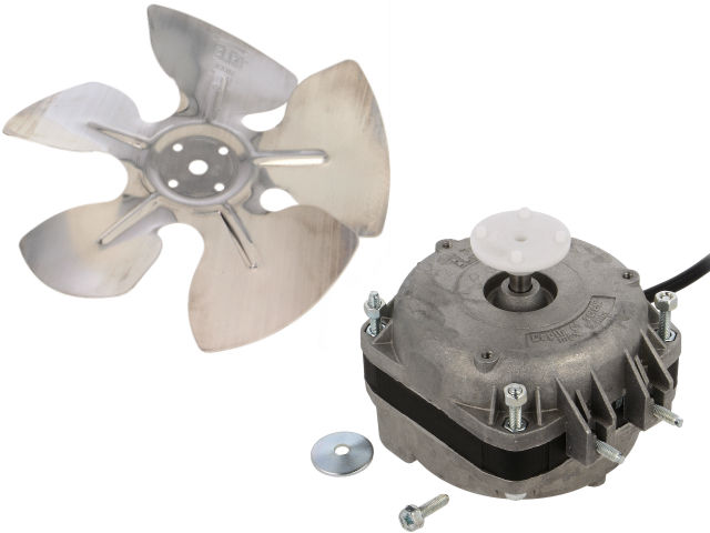 Ec Motor Fan : New ac and ec fan motors accessories from elco
