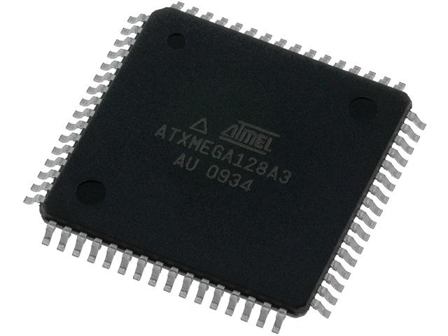 Микросхемы ATXMEGA характеризуются особо низким потреблением мощности (2...