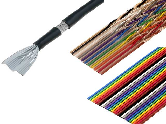 3m Ribbon Cable : Extended offer of m ribbon cables transfer multisort