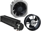 New Cooling Fans - Pivotal, Lateral, Radial