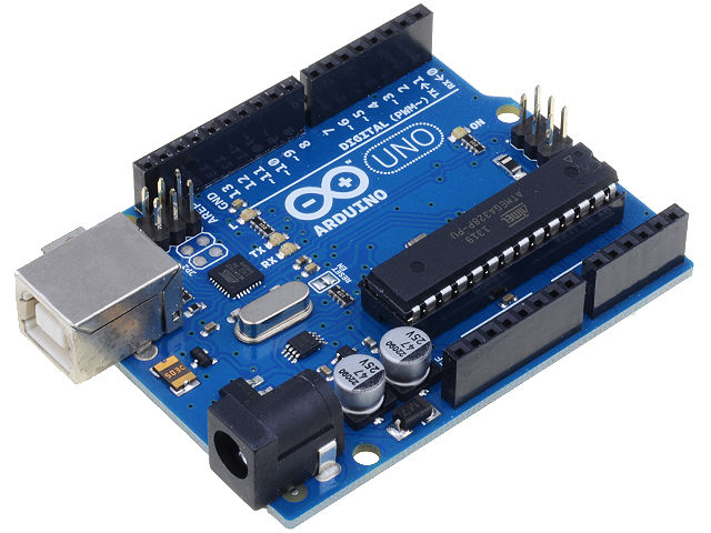 Arduino uno rev a development kit