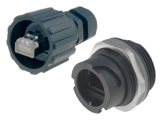 Connector Sealed Sealed Rj45 Connector