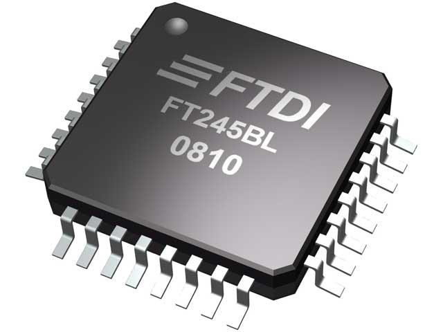 Преобразователи USB-FIFO