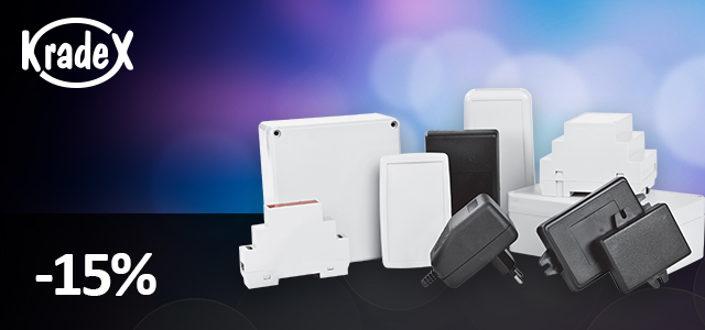 Up to 15% off Kradex enclosures