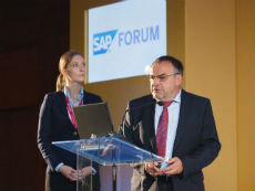 TME AT THE SAP FORUM IN HUNGARY 2013