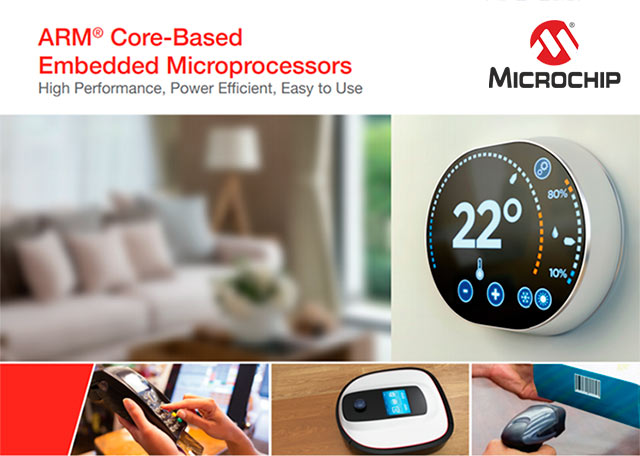 Simplify your next Embedded Linux® Design with Microchip® MPUs